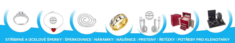 Šperky,šperkovnice, pro klenotníky