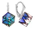 6157_stribrne-nausnice-kostky-swarovski-crystals-bermuda-blue-vsw043e