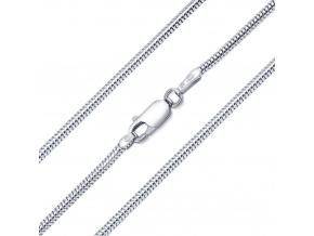 Stříbrný řetízek hádek 1,6 mm