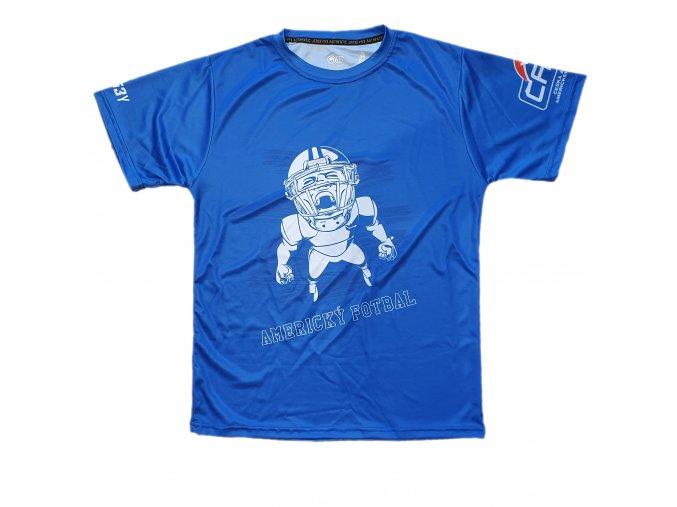 triko Americký fotbal front