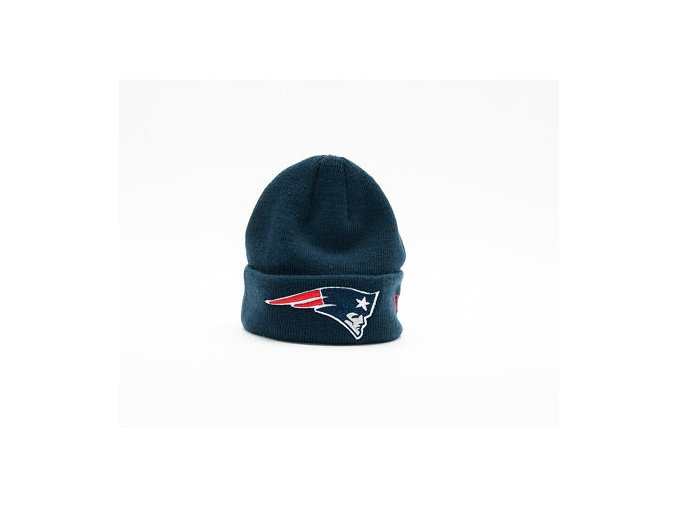 Dětský Kulich New Era Team Essential Cuff New England Patriots Infant Official Team Color