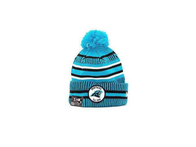 Kulich New Era NFL Carolina Panthers ONF19 Sports Knit OTC