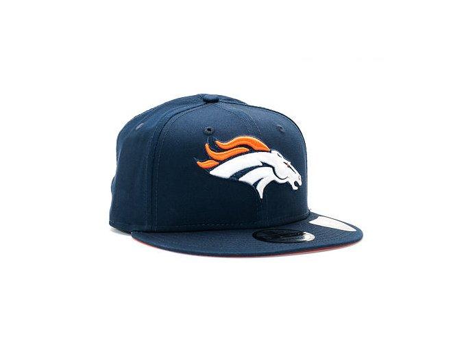 Kšiltovka New Era Team Classic Denver Broncos 9FIFTY Official Team Color Snapback