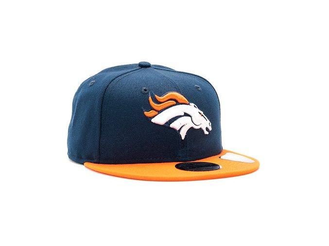 Kšiltovka New Era Team Denver Broncos 9FIFTY Official Team Color Snapback