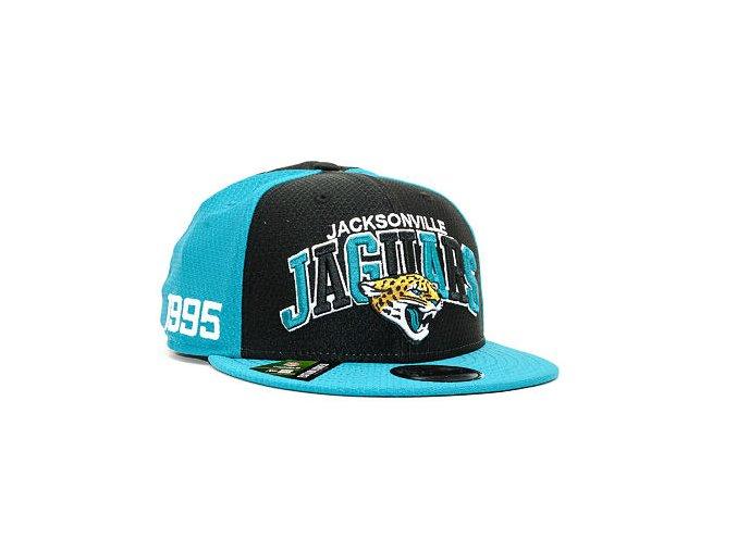 Kšiltovka New Era 9FIFTY NFL Jacksonville Jaguars ONF19 Sideline 1990 OTC