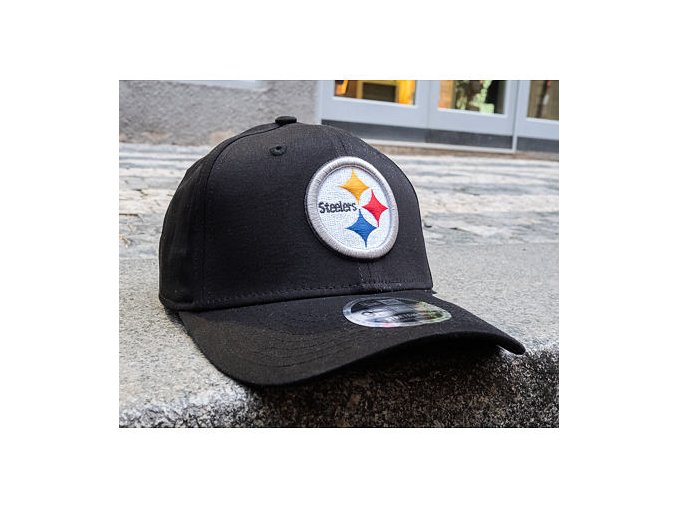 Kšiltovka New Era 9FIFTY Pittsburgh Steelers Stretch Snap OTC