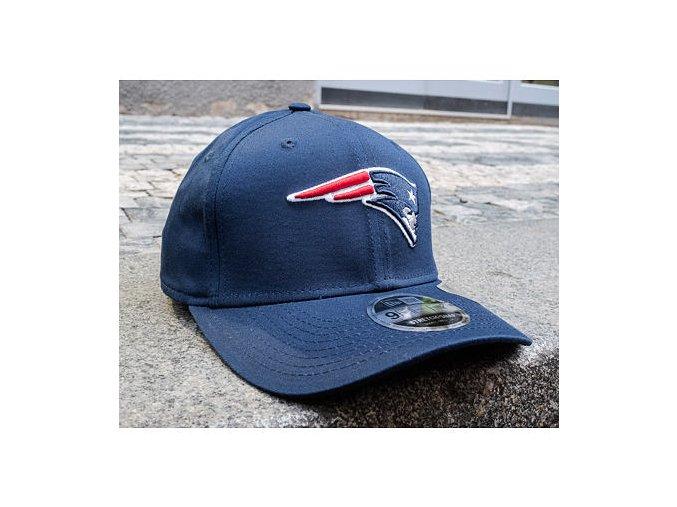 Kšiltovka New Era 9FIFTY New England Patriots Stretch Snap OTC