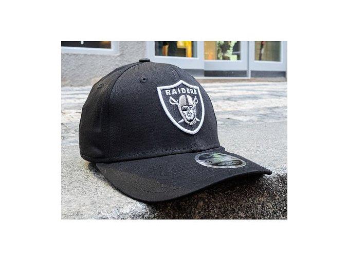 Kšiltovka New Era 9FIFTY Stretch-Snap NFL Team Oakland Raiders Snapback Team Color