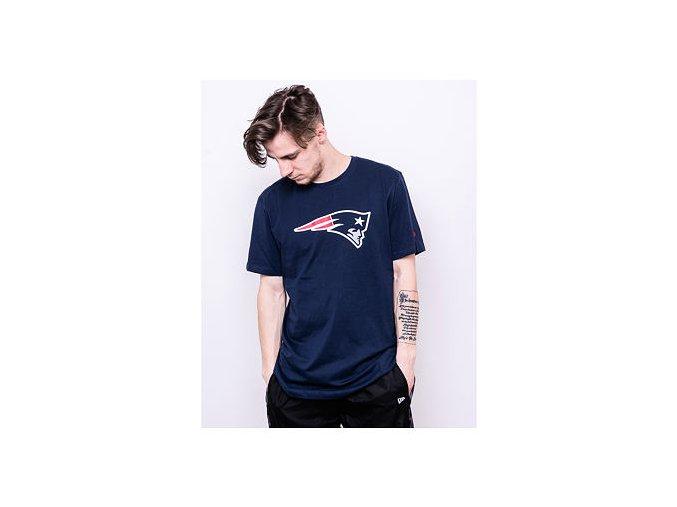Triko New Era New England Patriots Team Logo Tee