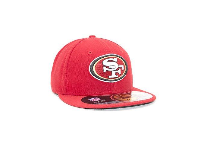 Kšiltovka New Era 59FIFTY San Francisco 49ers On Field Game