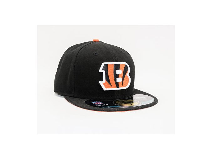 Kšiltovka New Era 59FIFTY Cincinnati Bengals On Field