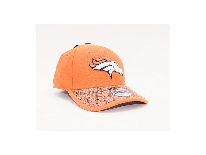 Kšiltovka New Era 39THIRTY Denver Broncos On Filed