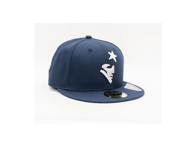 Kšiltovka New Era 59FIFTY New England Patriots Team Tonal Navy