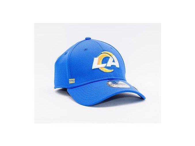 Kšiltovka New Era 39THIRTY NFL20 Sideline Home Los Angeles Rams Stretch Fit Team Color