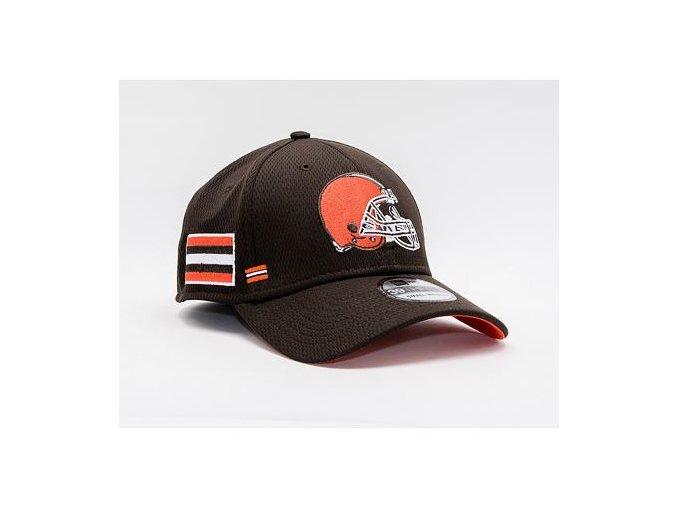 Kšiltovka New Era 39THIRTY NFL20 Sideline Home Cleveland Browns Stretch Fit ALT / Team Color