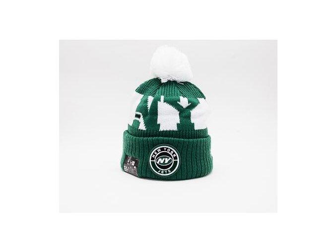 Kulich New Era NFL 20 On Field Sport Knit New York Jets Team Color