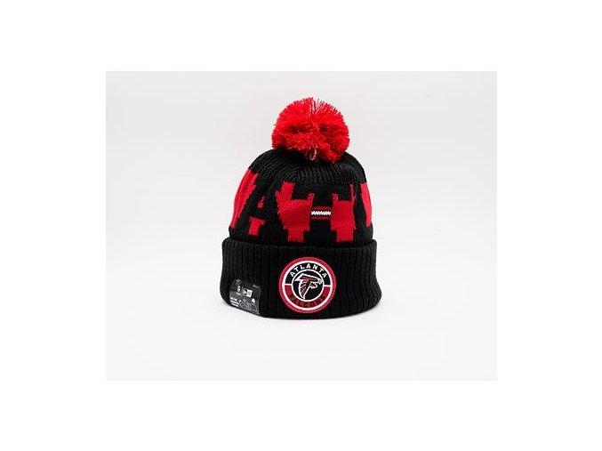 Kulich New Era NFL 20 On Field Sport Knit Atlanta Falcons Team Color