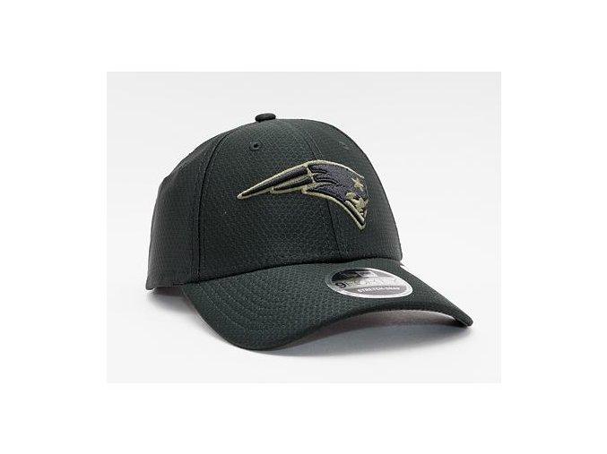 Kšiltovka New Era 9FORTY Tonal Snapback New England Patriots Strapback Black