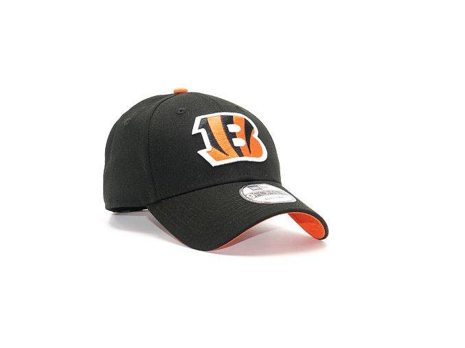 Kšiltovka New Era 9FORTY The League Cincinnati Bengals Strapback Team Color
