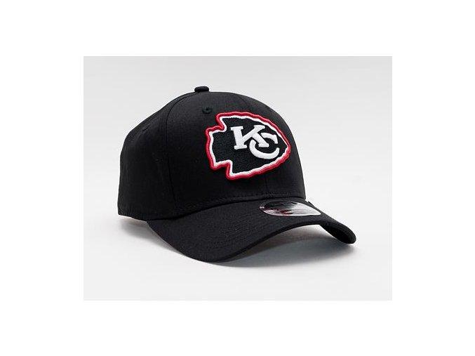 Kšiltovka New Era 9FIFTY Stretch-Snap NFL Neon Pop Outline Kansas Chiefs Snapback Black