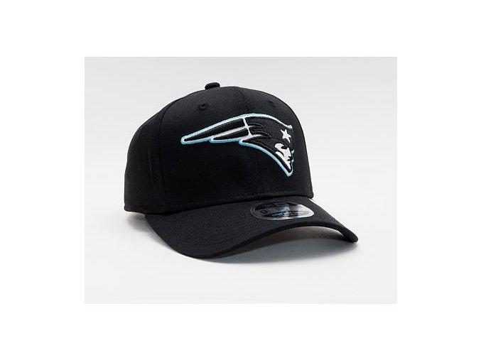 Kšiltovka New Era 9FIFTY Stretch-Snap NFL Neon Pop Outline New England Patriots Snapback Black