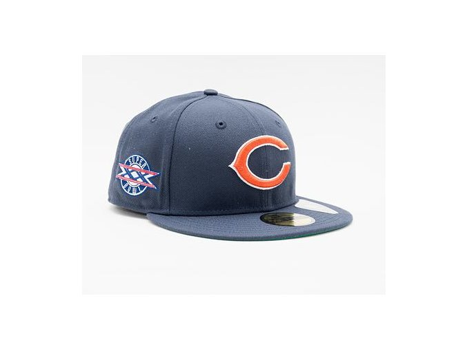 Kšiltovka New Era 59FIFTY NFL Retro Sports 59fifty Chicago Bears Fitted Team Color