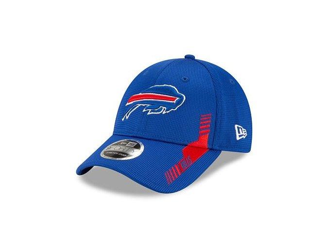Kšiltovka New Era 9FORTY Stretch-Snap NFL21 Sideline Home Color Buffalo Bills