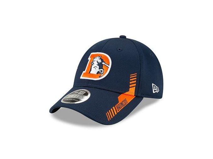 Kšiltovka New Era 9FORTY Stretch-Snap NFL21 Sideline Home Color Denver Broncos