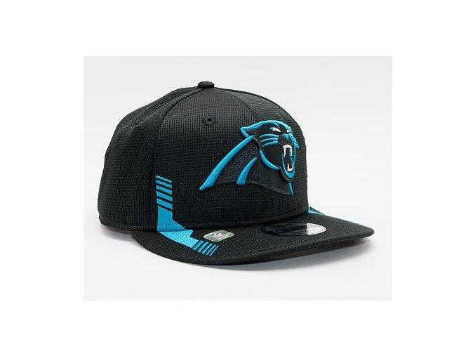 Kšiltovka New Era 9FIFTY NFL21 Sideline Home Color Carolina Panthers