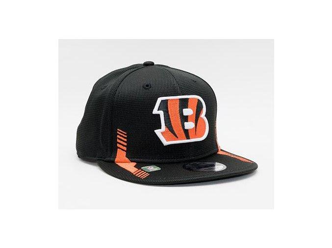 Kšiltovka New Era 9FIFTY NFL21 Sideline Home Color Cincinnati Bengals