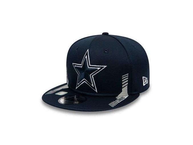 Kšiltovka New Era 9FIFTY NFL21 Sideline Home Color Dallas Cowboys