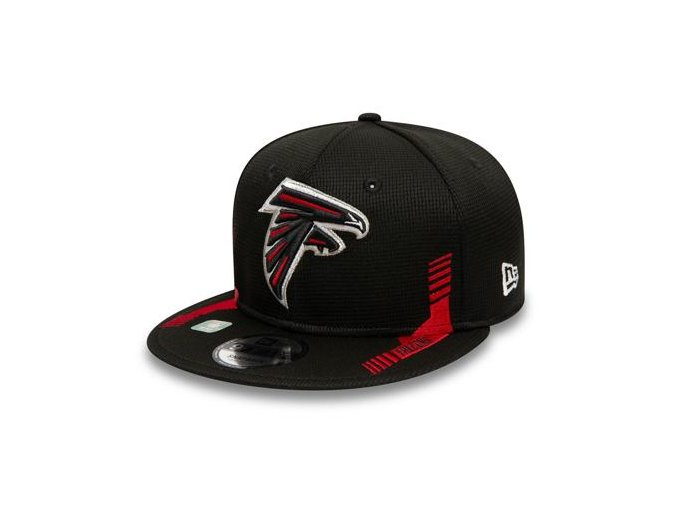 Kšiltovka New Era 9FIFTY NFL21 Sideline Home Color Atlanta Falcons