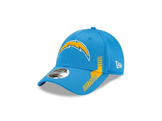 Kšiltovka New Era 9FORTY Stretch-Snap NFL21 Sideline Home Color Los Angeles Chargers
