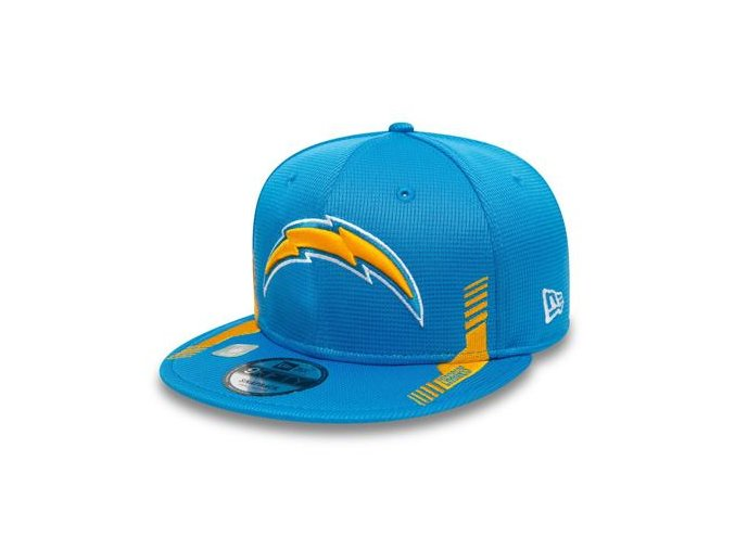 Kšiltovka New Era 9FIFTY NFL21 Sideline Home Color Los Angeles Chargers