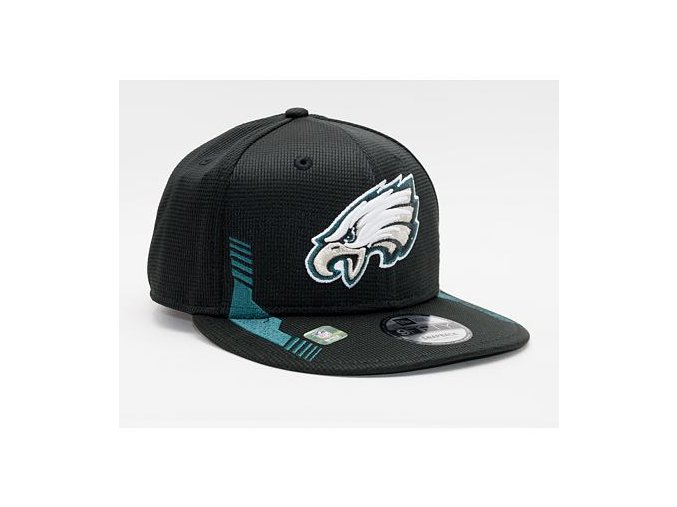 Kšiltovka New Era 9FIFTY NFL21 Sideline Home Color Philadelphia Eagles