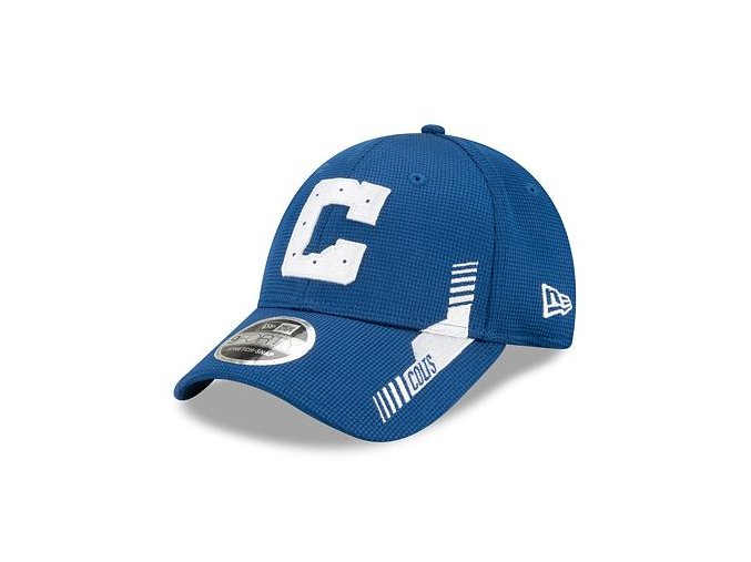 Kšiltovka New Era 9FORTY Stretch-Snap NFL21 Sideline Home Color Indianapolis Colts