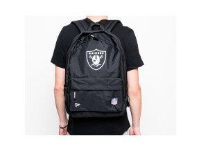 Batoh New Era Stadium Bag Oakland Raiders Black / Team Color