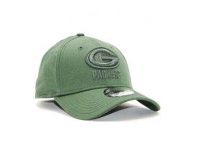 Kšiltovka New Era 39THIRTY Green Bay Packers Team Tonal OTC