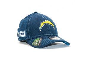 Kšiltovka New Era 39THIRTY Diamond Era NFL Los Angeles Chargers ONF19 Sideline OTC