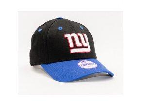 Dětská Kšiltovka New Era 9FORTY Black Crown New York Giants