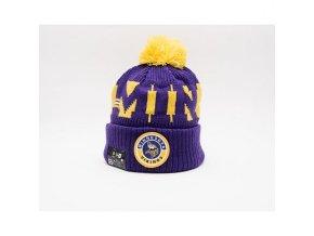 Kulich New Era NFL 20 On Field Sport Knit Minnesota Vikings Team Color