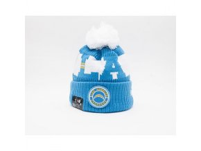 Kulich New Era NFL 20 On Field Sport Knit Los Angeles Chargers Team Color