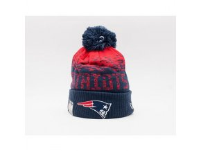 Kulich New Era NFL Sport Knit Cuff New England Patriots  Team Color