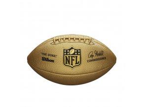 e54d1957385ba7a36175a8877e3de4549c5762d1 WTF1826ID NFL Duke Metallic Edition Gold Official Front v2