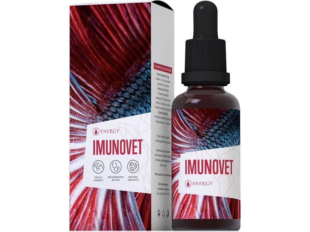 5667 energy Imunovet 30 ml