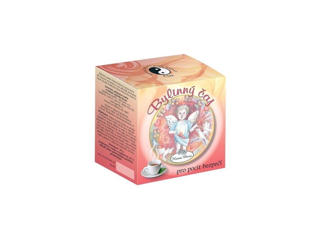 6015 hanna maria Bylinkový čaj ohen pre pocit bezpečia 50 g