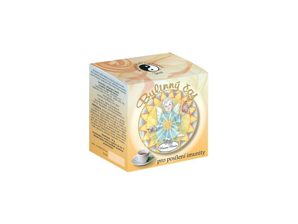 6018 hanna maria Bylinkový čaj krajiny pre posilnenie imunity 50 g