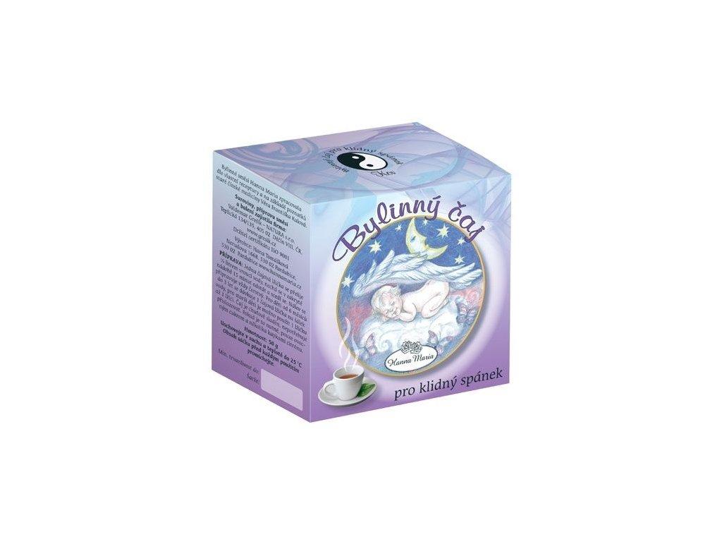 6021 hanna maria Bylinkový čaj kov pre pokojný spánok 50 g