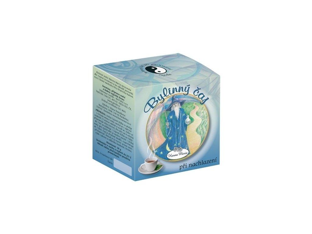 6024 hanna maria Bylinkový čaj voda pri prechladnutí 50 g