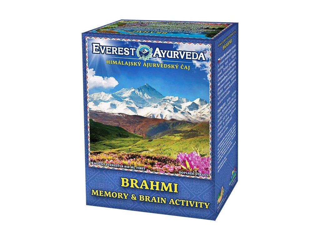 Everest Ayurveda himalájsky bylinný čaj BRAHMI